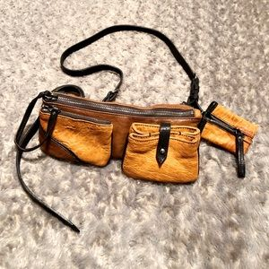 Miu Miu crossbody bag paid $980 with key pouch